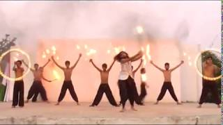 BEST FIRE ACT WITH PATRIOTIC THEME DANCE BY ALOK KACHER (LSDC ACADEMY)