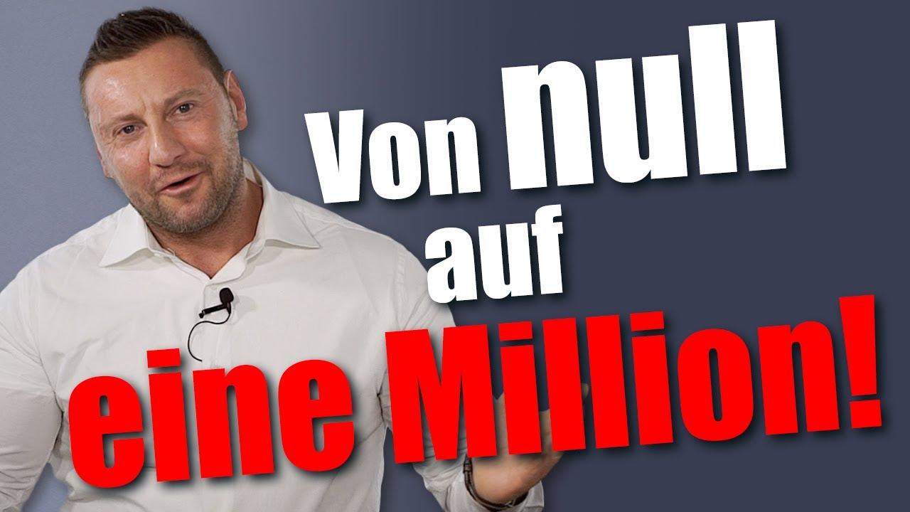 So wurde ich MILLIONÄR – und jeder kann es schaffen ohne Frugalismus! // Mission Money