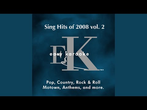 Forever (Instrumental Track With Background Vocals) (Karaoke in the style of Chris Brown)