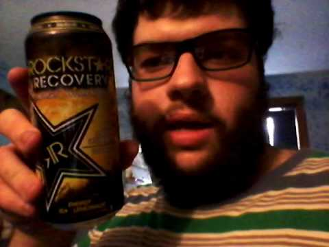 Deadcarpet Energy Drink Reviews - Tea & Lemonade Rockstar Recovery Energy Drink