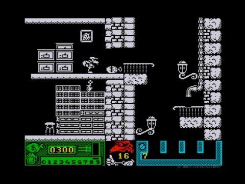Goody Walkthrough, ZX Spectrum
