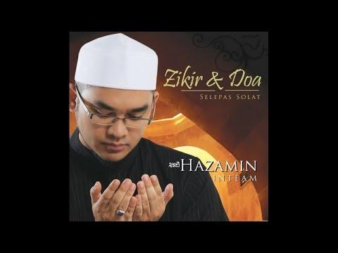 Hazamin Inteam - Doa Selepas Solat