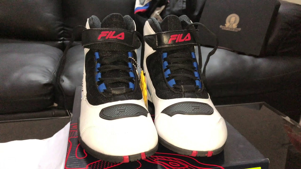 dfa3ca32e532 Fila MotorSport - SuperCharge Edition by RV - Unboxing and Test Ride ...