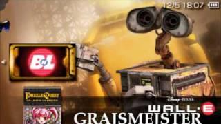 #17 обзор. WALL-E (PSP)