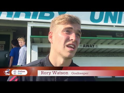 📹 iFollow: Rory Watson speaks following a return to former club
