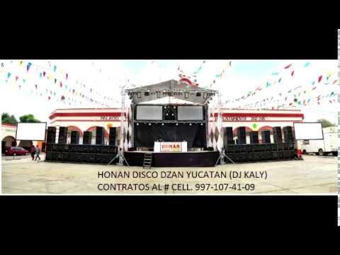 HONAN DISCO SET  DJ KALY %100 BAILABLE