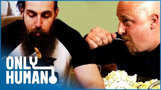 Man vs Buffet - the Final Countdown | Britain's Buffet Hunters | Only Human
