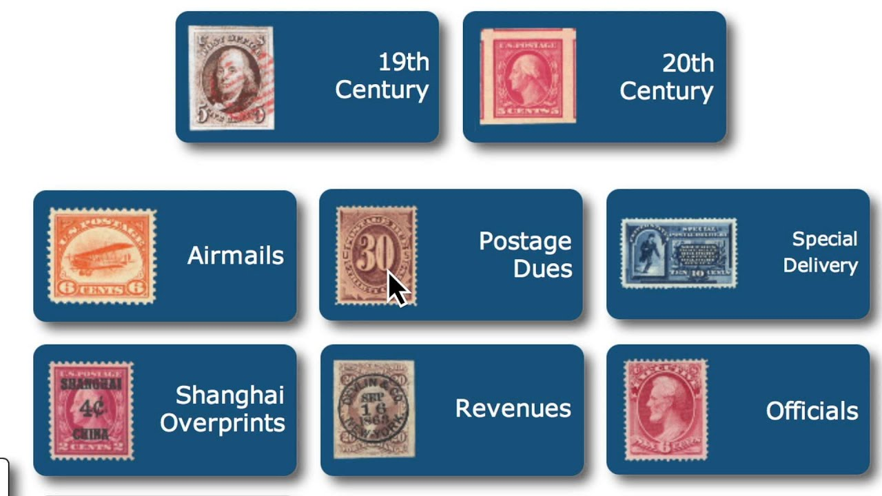 Stamp Value Guide