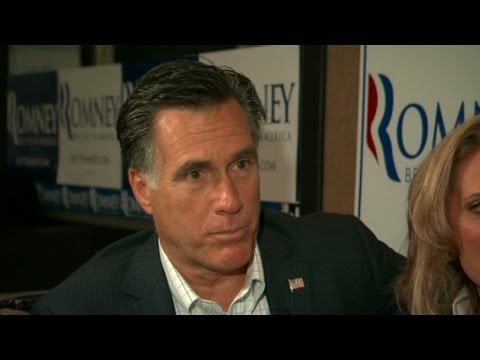 Romney: I Would Vote For Ron Paul