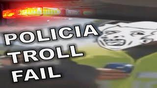 POLICIA COLOMBIANO TROLL FAIL