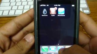 How to get Winterboard and Customize on iPhone or iPod 3.1.2