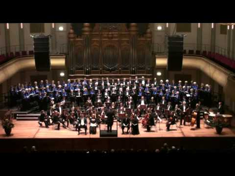 A Child of Our Time 28-30 - Michael Tippett - Concertkoor Haarlem
