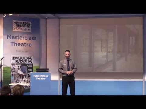 H&R Show Masterclass - Specifying Folding or Sliding Doors