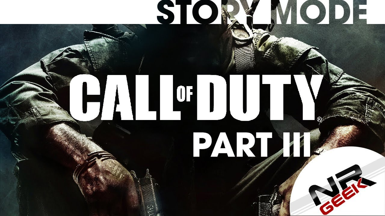 Call of Duty Part III - Story Mode #10