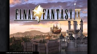 PS4版 FINAL FANTASY IX thumbnail