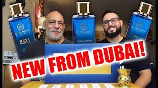 16 New Niche Fragrances! Al Ambra House Overview!