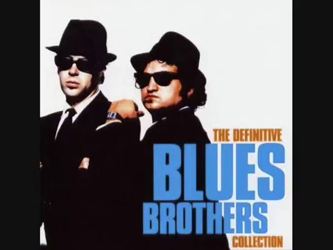 The Blues Brothers - Rubber Biscuit (Album Version)