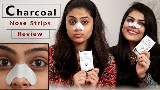 charcoal nose strips review   first impressions