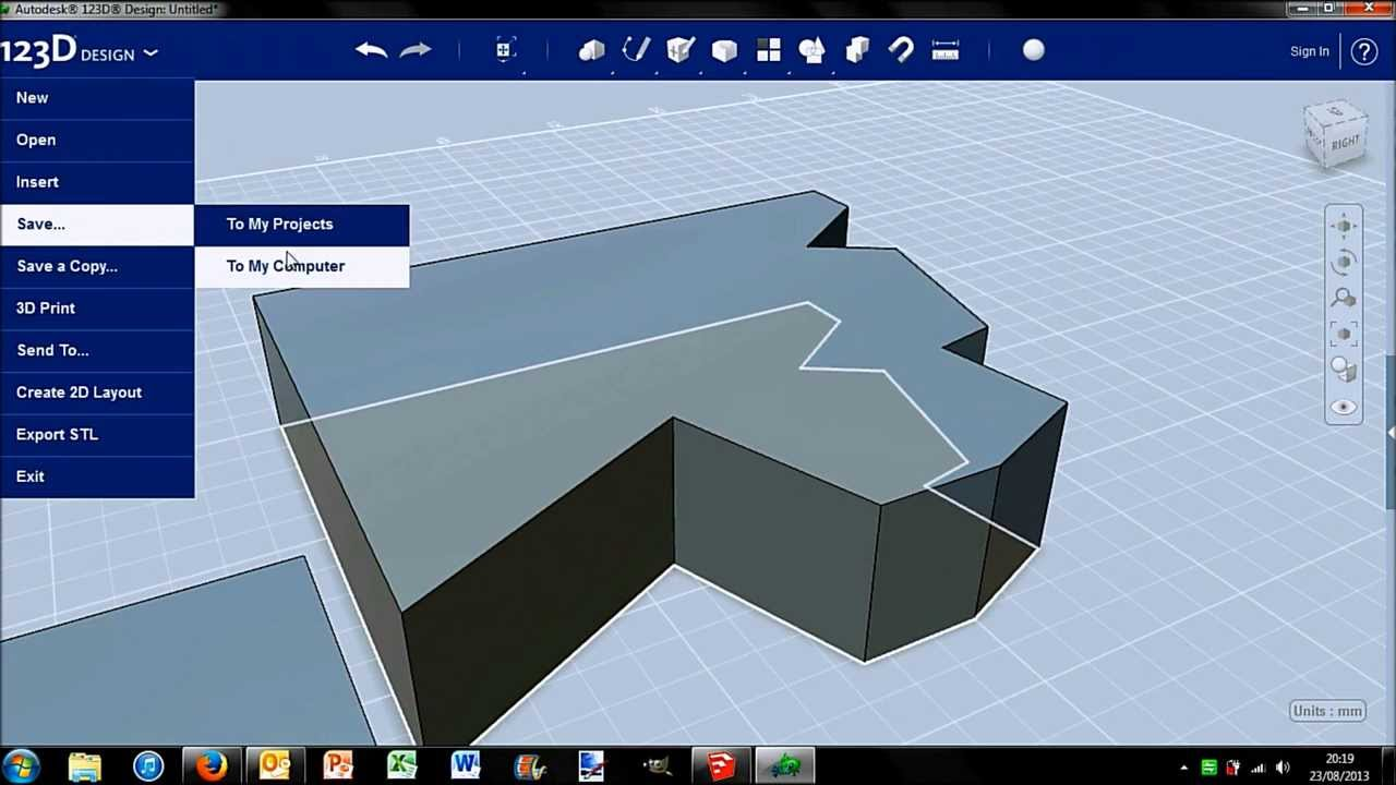 best free 3d design software app month day 23 youtube