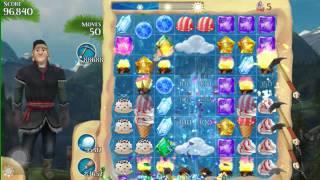 Frozen Free Fall - Endless Level 45