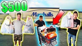 THE $500 MARSHALLS CHALLENGE!