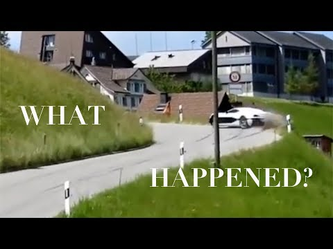 Richard Hammond Rimac Crash - What Happened?