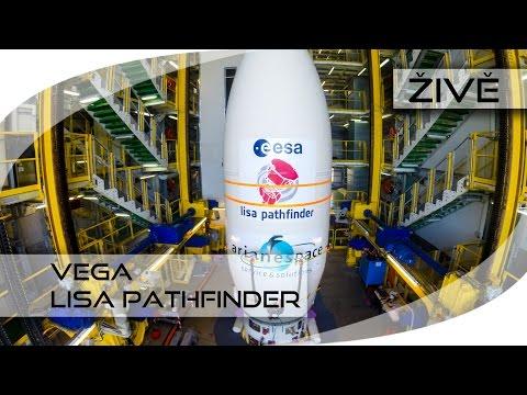 ŽIVĚ: Vega (LISA Pathfinder)