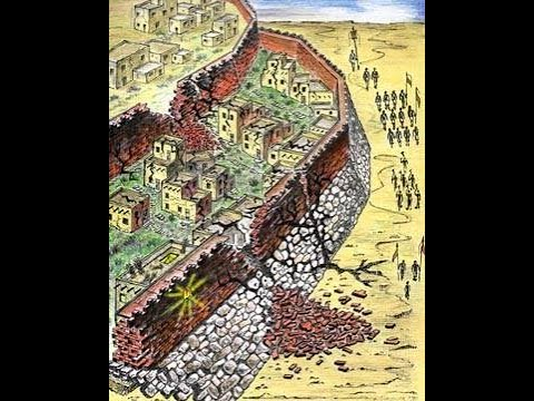 Secrets of the Bible: The Fall of Jericho with Dr. Bryant Wood