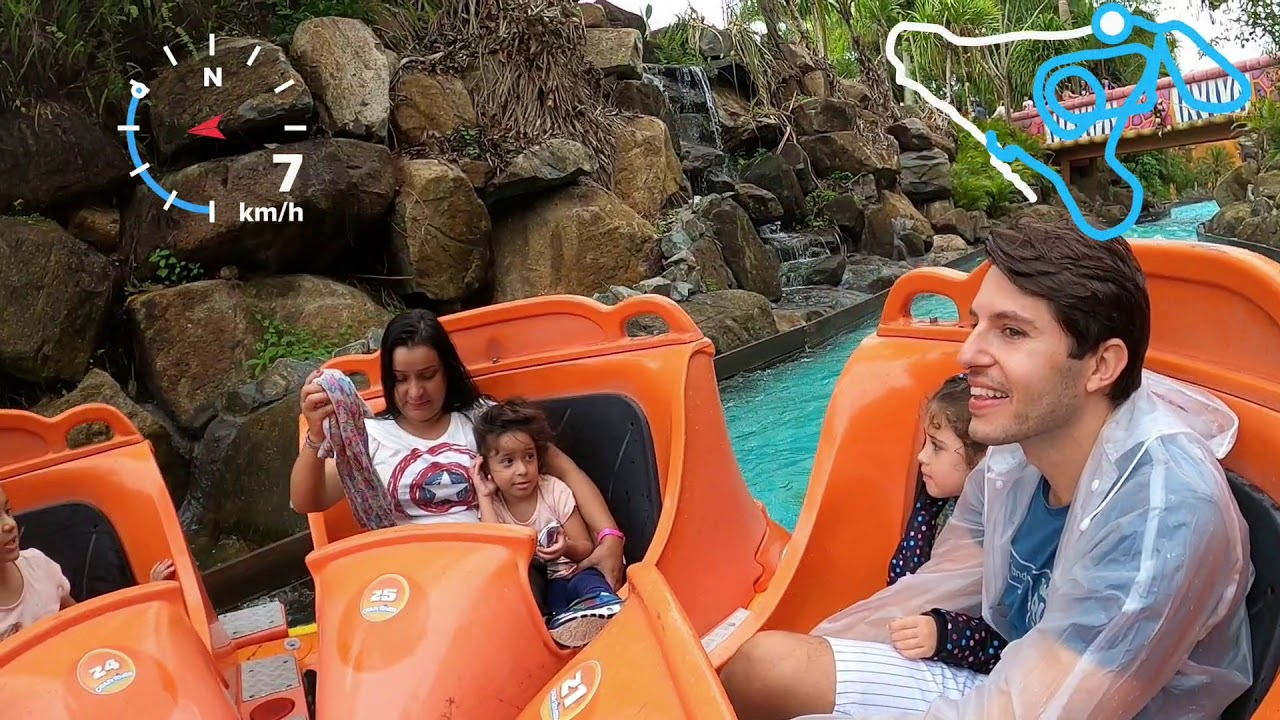 Beto Carrero World - Crazy River Adventure (2019)