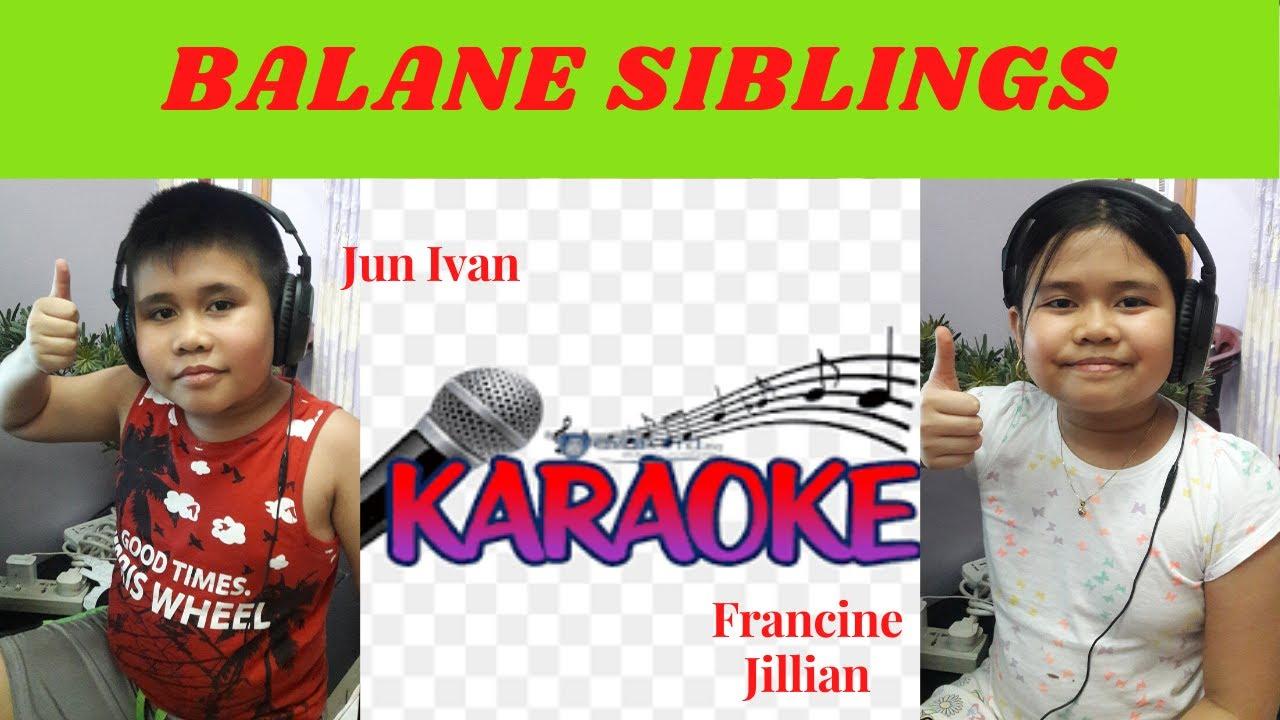 KARAOKE Time with BALANE SIBLINGS