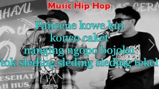 Lirik lagu Pendhoza ft X Rino Pras~di maem Temen