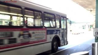 mta bus orion v cng 9899 q72 leaving lga central terminal