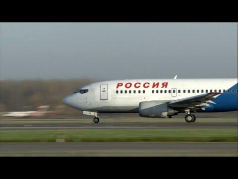 Landings & Terminal - Pulkovo Intl. Airport, Russia