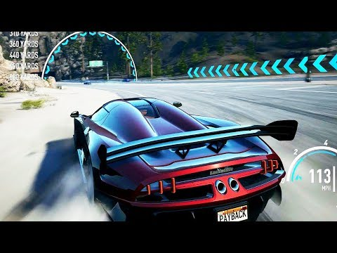 RACING THE REGERA ONLINE! - Need for Speed: Payback - Part 67