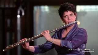 Sweet Dreams - O Beloved - Beautiful Love Song - Best Alto Flute & Harp Music Instrumental Solo
