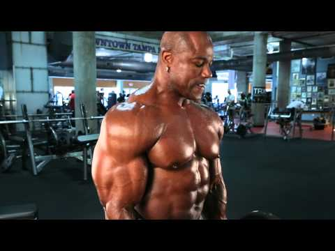48 Year Old Pro Bodybuilder, Nathan Wonsley