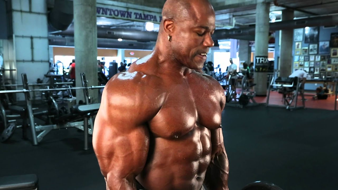48 year old Pro Bodybuilder, Nathan Wonsley - YouTube