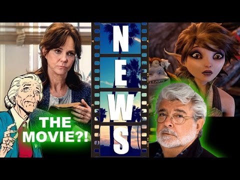 Aunt May Movie for Sony's Spider-Man?! Lucasfilm's Strange Magic 2015 - Beyond The Trailer