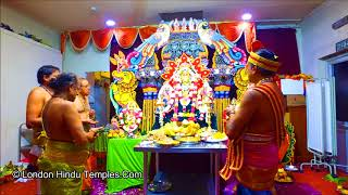 Sri Murugan Thirukalyanam - Sri Raja Rajeswari Amman Temple, London - 26-10-2017 (Part (2/2)