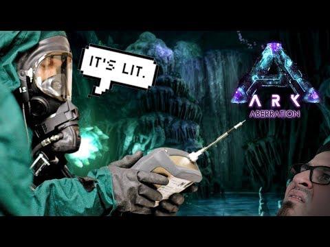 ARKDLC_HYPE.mpg - ARK Aberration Special (Teil 1/2)