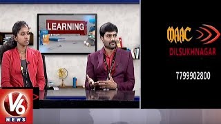 Career In Animation VFX Multimedia Gaming MAAC Dilsukhnagar Career Point V6 News