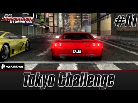 Midnight Club 3 DUB Edition Remix [Let's Play/Walkthrough]: Tokyo Challenge Part 1