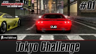 Midnight Club 3 DUB Edition Remix [Let's Play/Walkthrough]: Tokyo Challenge Part 1