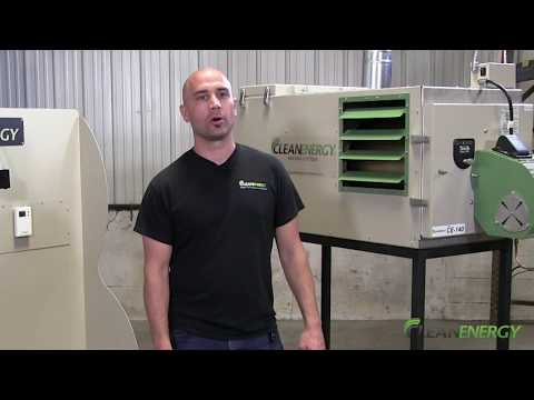 How to Start Your Waste Oil Furnace - Clean Energy Heating Systems