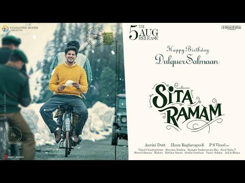 Glimpse of Lieutenant Ram | Happy Birthday Dulquer Salmaan | Hanu Raghavapudi | Swapna Cinema