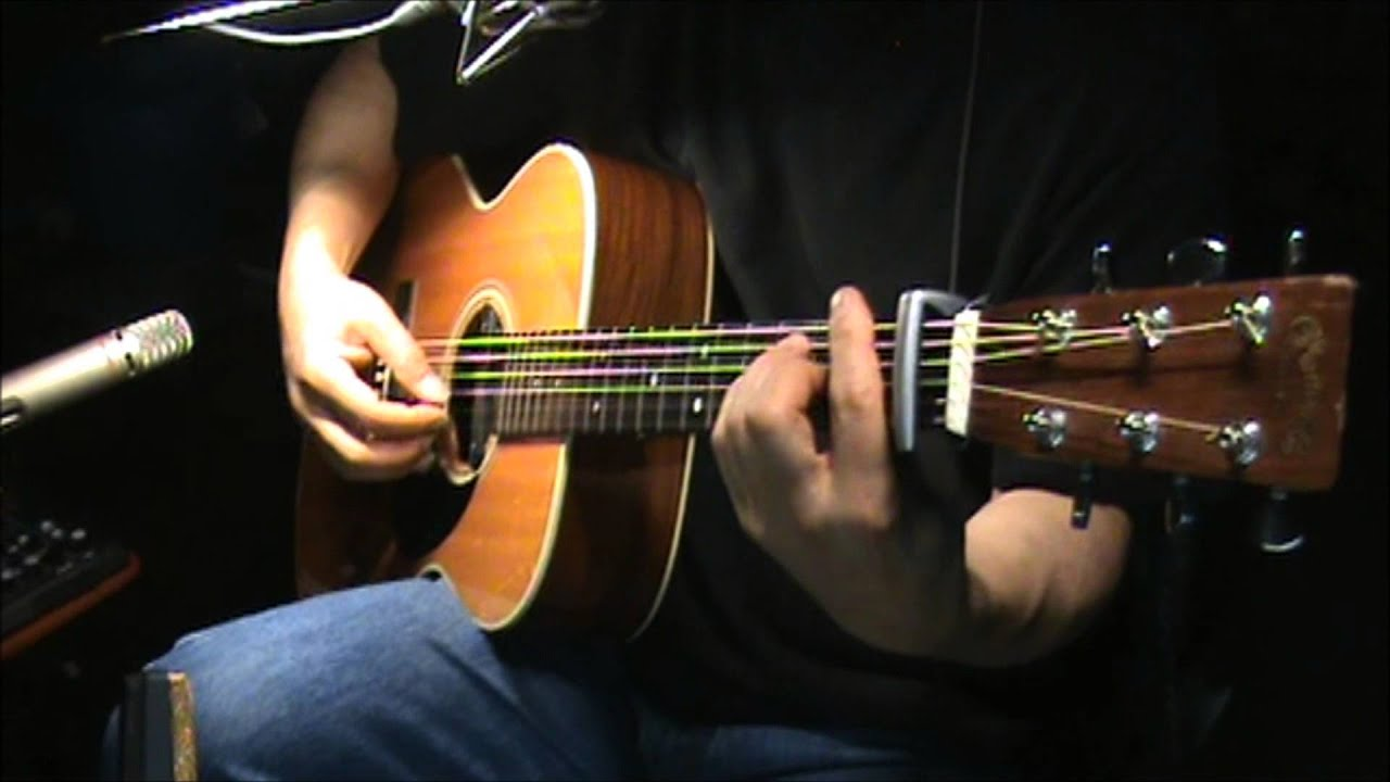 Duncan Paul Simon No Harmony Chords Cover Finger Style Youtube