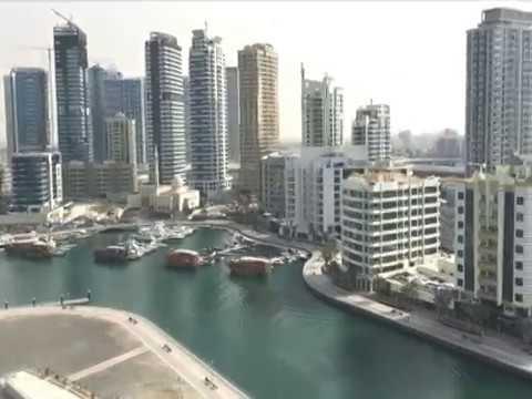 2 Bed Apt Dorra Bay Dubai Marina Large Balcony And Views