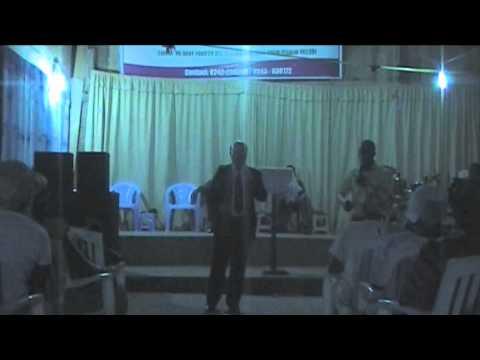 THE SPIRIT FILLED POWER DELIVERANCE SERMON @ NIGHT (SOMANYA GHANA)