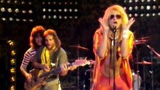 "Van Halen - ""Mean Street"" - 1981 Italian TV Performance Lip Sync [HIGHEST QUALITY]"