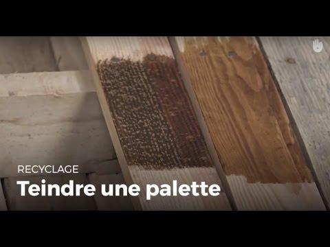 apprendre poncer une palette recycler doovi. Black Bedroom Furniture Sets. Home Design Ideas